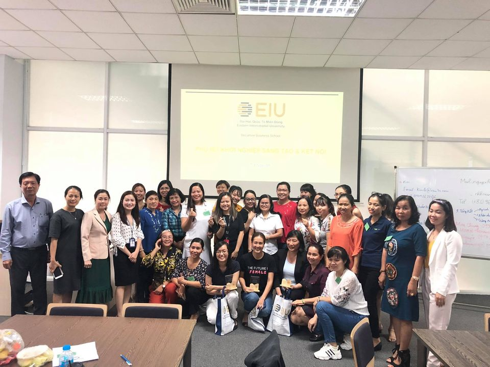 Training to Complete your Ideas – Woman Start-up Competition 2020