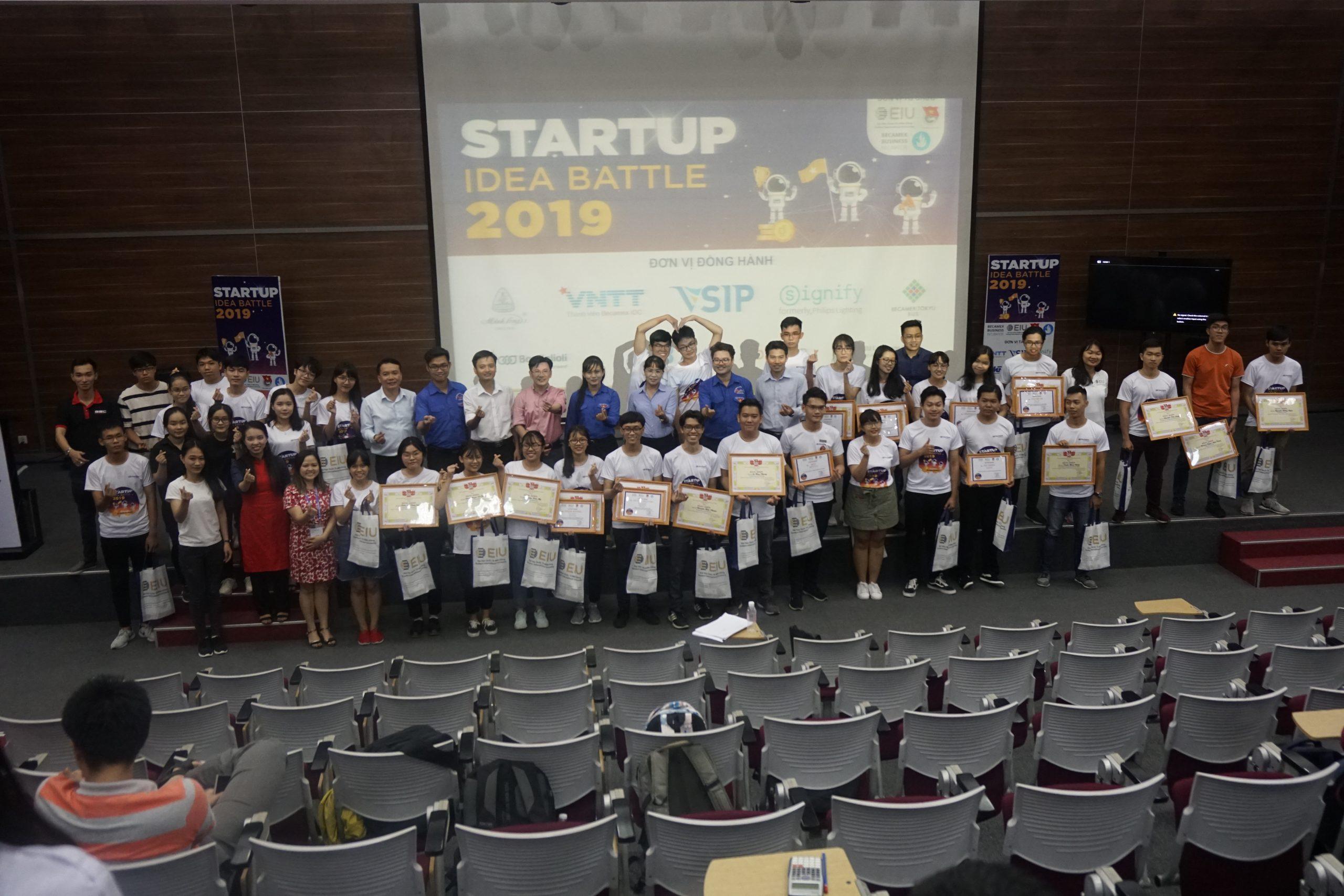 Startup Idea Battle 2019